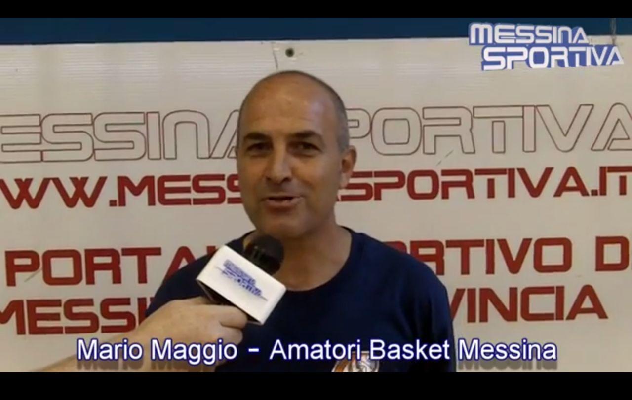 Mario Maggio Amatori Basket Messina