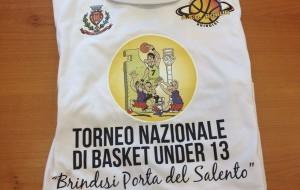 """Torneo nazionale under 13 """"Brindisi porta del Salento"""""""