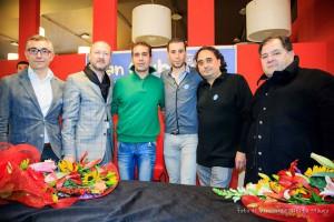 Inaugurazione fan club Nibali