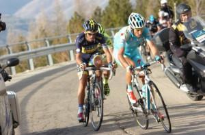 Nibali e Contador alla Tirreno Adriatico