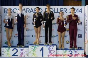 Impollonia-Ruggeri sul podio
