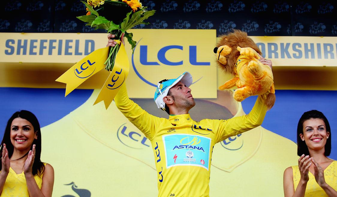 Nibali vincitore dela Tour de France