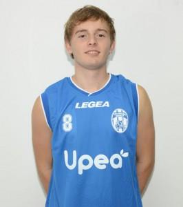 Il playmaker classe '95 Marco Strati farà parte del roster della prima squadra