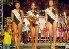 Le tre finaliste nazionali benedetta Ambriano, Angela Brescia e Desy Mazza (scatto di R.S.)