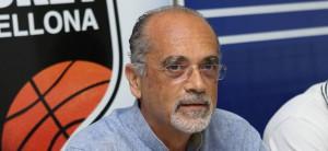 Il vicepresidente della Sigma Barcellona Fedele Genovese