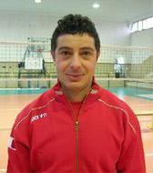 Il nuovo preparatore fisico Antonio Nania