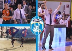 Collage di foto di coach Griccioli