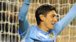 Luca Scapuzzi Manchester City
