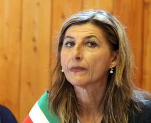 Il sindaco Giusi Nicolini