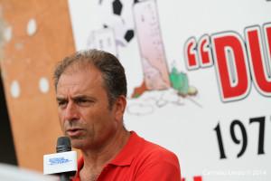 Il tecnico del Due Torri Antonio Venuto ai nostri microfoni