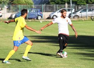 Elio Nigro non vuole far rimpiangere il cugino Maiorano (foto Paolo Furrer)