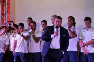 Il patron Pietro Lo Monaco ed il suo staff hanno ringiovanito notevolmente la rosa del Messina