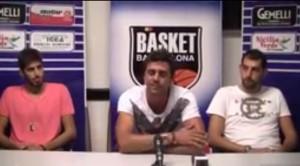 Matteo Da Ros, Giuliano Maresca e Luca Garri si presentano alla città