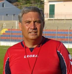 Il tecnico del Milazzo Lorenzo Alacqua