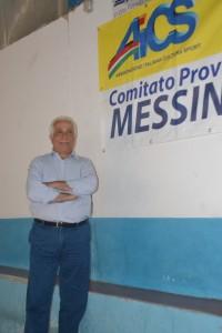 Presidente AICS MESSINA Lillo Margareci