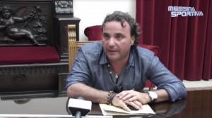 Il dirigente del Dipartimento Sport del Comune Salvatore De Francesco