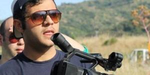 Il regista Fabrizio Sergi