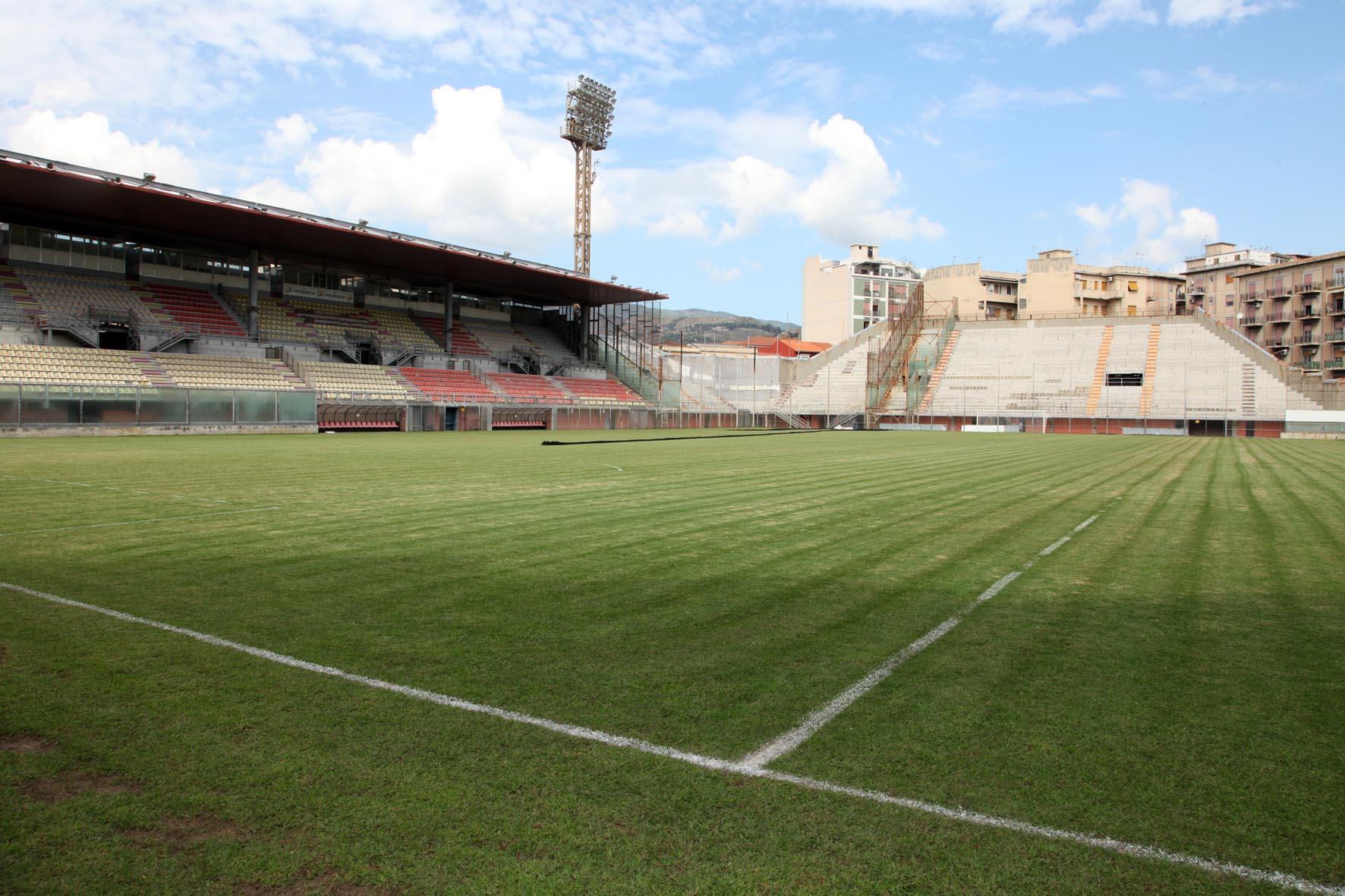 "stadio ""Giovanni Celeste"""