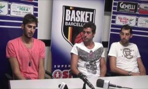 Matteo Da Ros, Giuliano Maresca e Luca Garri si presentano al raduno