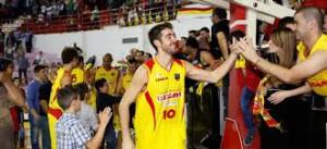 Natali saluta il pubblico di Barcellona ed approda a Casale Monferrato