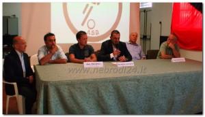 Presentazione del Trofeo San Vincenzo Ferreri