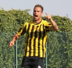 Claudio Sparacello ancora in gol