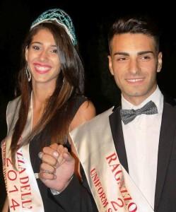 Giulia Cardullo e Simone Mastroieni