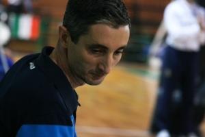 Claudio Matarro, coach Effe Volley