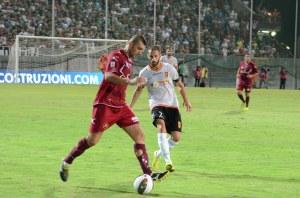 Benvenga è stato protagonista nei due derby con la Reggina
