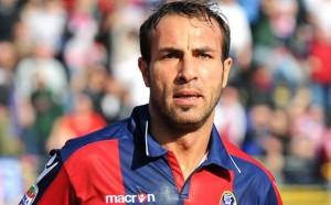 Daniele Portanova, in gol in Messina-Savoia del 2001