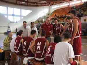 Una immagine della finale play off del campionato 2012-13