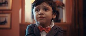 Il piccolo Francesco Tomasello