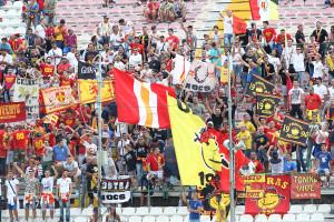 """I sostenitori giallorossi attendono certezze: domenica torna l'atteso """"derby dello Stretto"""""""