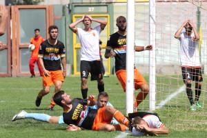Stefani sfiora il gol con la Lupa Roma