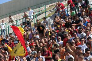 I tifosi giallorossi sperano di potere assistere regolarmente all'esordio casalingo del Messina