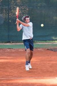 Graziano Bomabci in azione