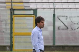 Il tecnico giallorosso (foto Paolo Furrer)