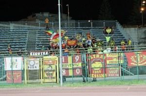"""Per i tifosi del Messina una trasferta poco felice dopo la festa del """"Granillo"""""""