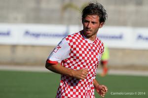 Emanuele Dalì, grande protagonista in Coppa Italia con due reti in tre partite (foto Carmelo Lenzo)