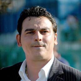 Il giovane presidente della Paganese Raffaele Trapani