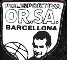 Il logo della polisportiva OrSa Barcellona