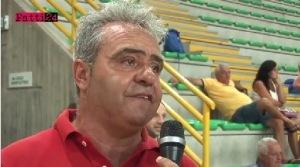 L'allenatore Pippo Sidoti