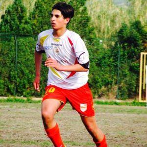 Prima convocazione in prima squadra per Antonino Bellamacina