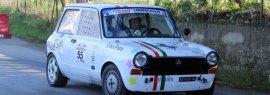Nella foto by G. Ippolito ed Elia Parla (SGB Rallye)