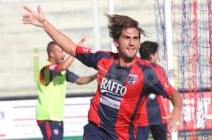Su Pietro Balistreri, qui con la maglia del Taranto, si registra adesso l'interesse della Reggina