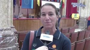 Silvia Bosurgi ai nostri microfoni