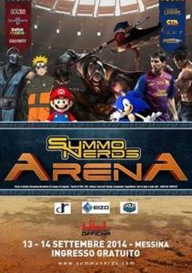 Summo Nerds Arena