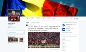 Il messaggio rivolto alla tifoseria del Messina dal rumeno Vlad Marin, ex Roma e Juventus, che sbarca in riva allo Stretto