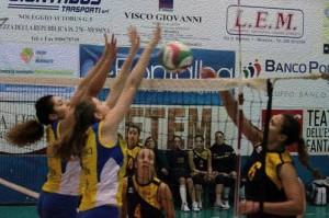 Ylenia Fabiano in azione