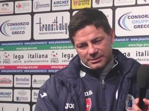 Il tecnico Francesco Cozza